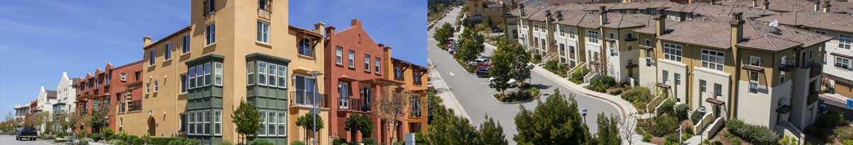 Image of housing in San Mateo