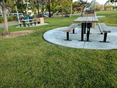 Laurie Meadows Park - Picnic Area 1