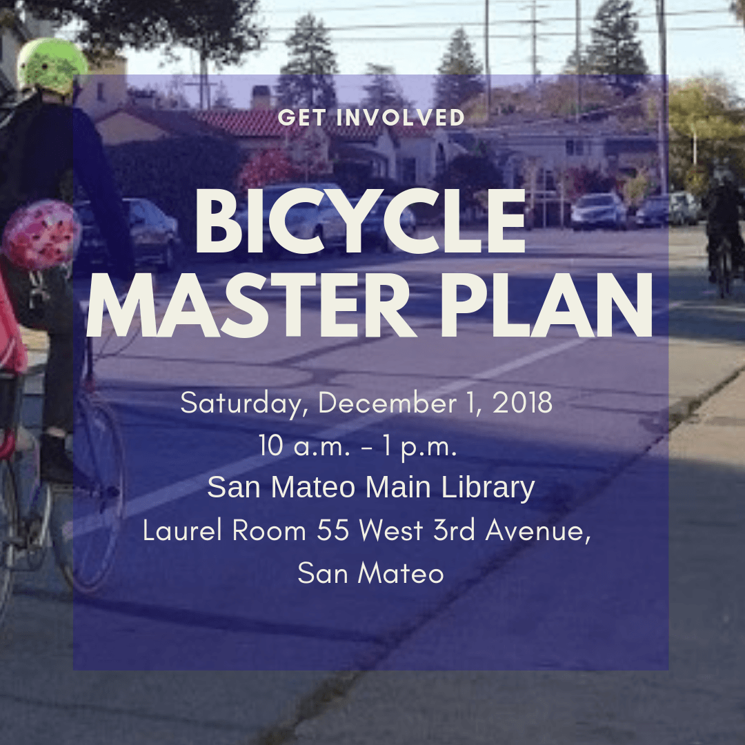 Bicycle Master Plan Kick Off Meeting