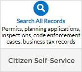 Citizen Self-Service CSS Image Link