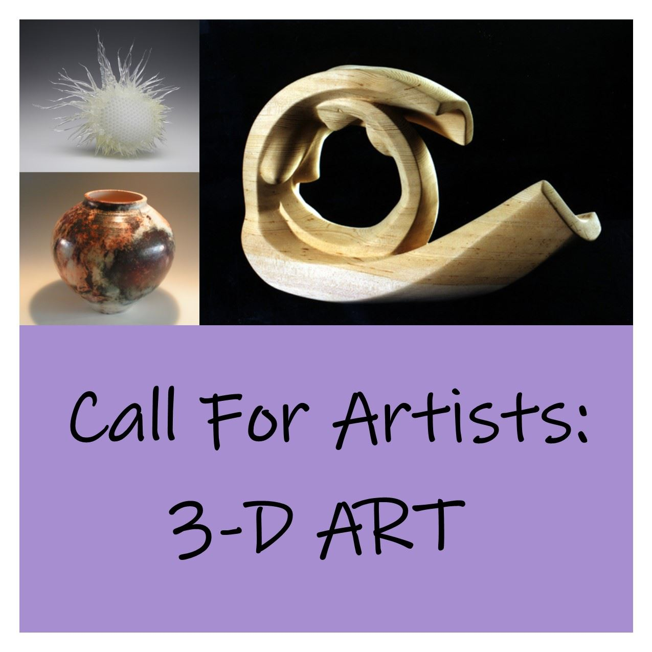 3D Art Call for Artists