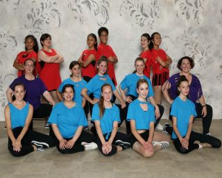 Jazz Ma Tazz Troupe in Color 320x256