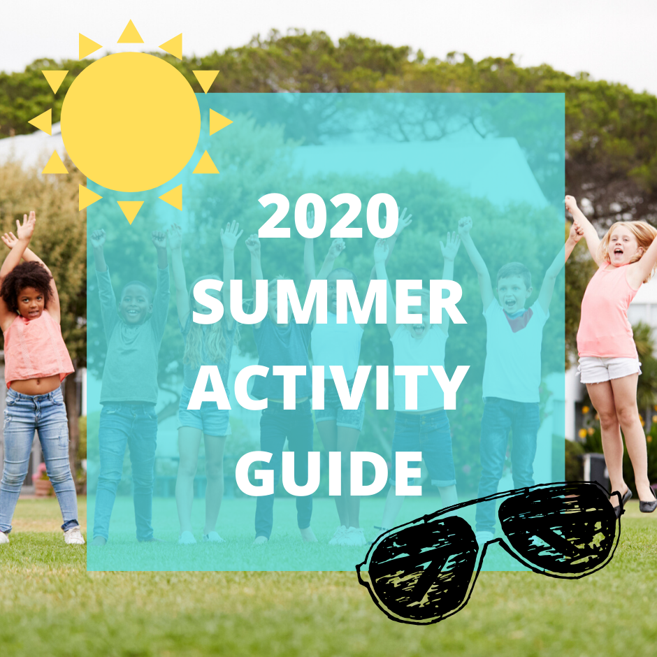 2020 Summer Activity Guide Image for Website