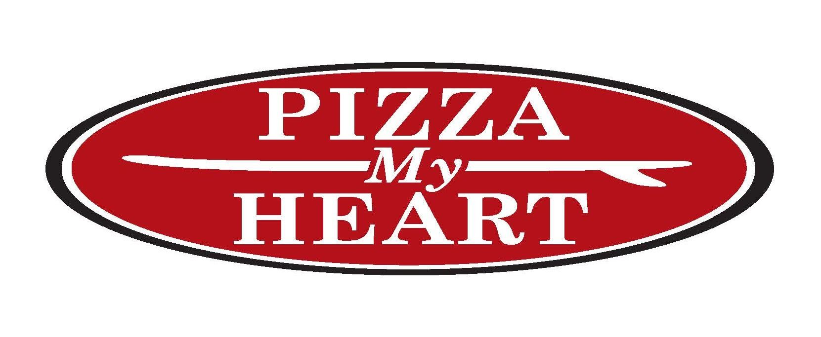 Image of Pizza My Heart logo.