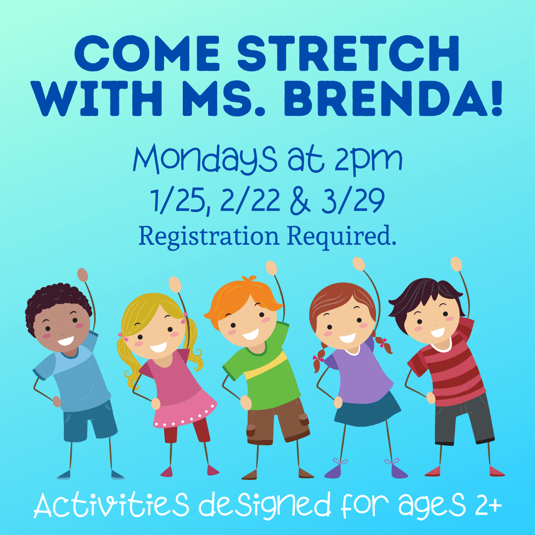 Exercise Storytime Jan-Mar 2021