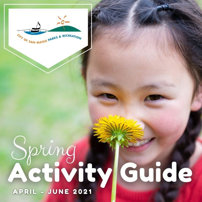 2021 Spring Activity Guide Cover