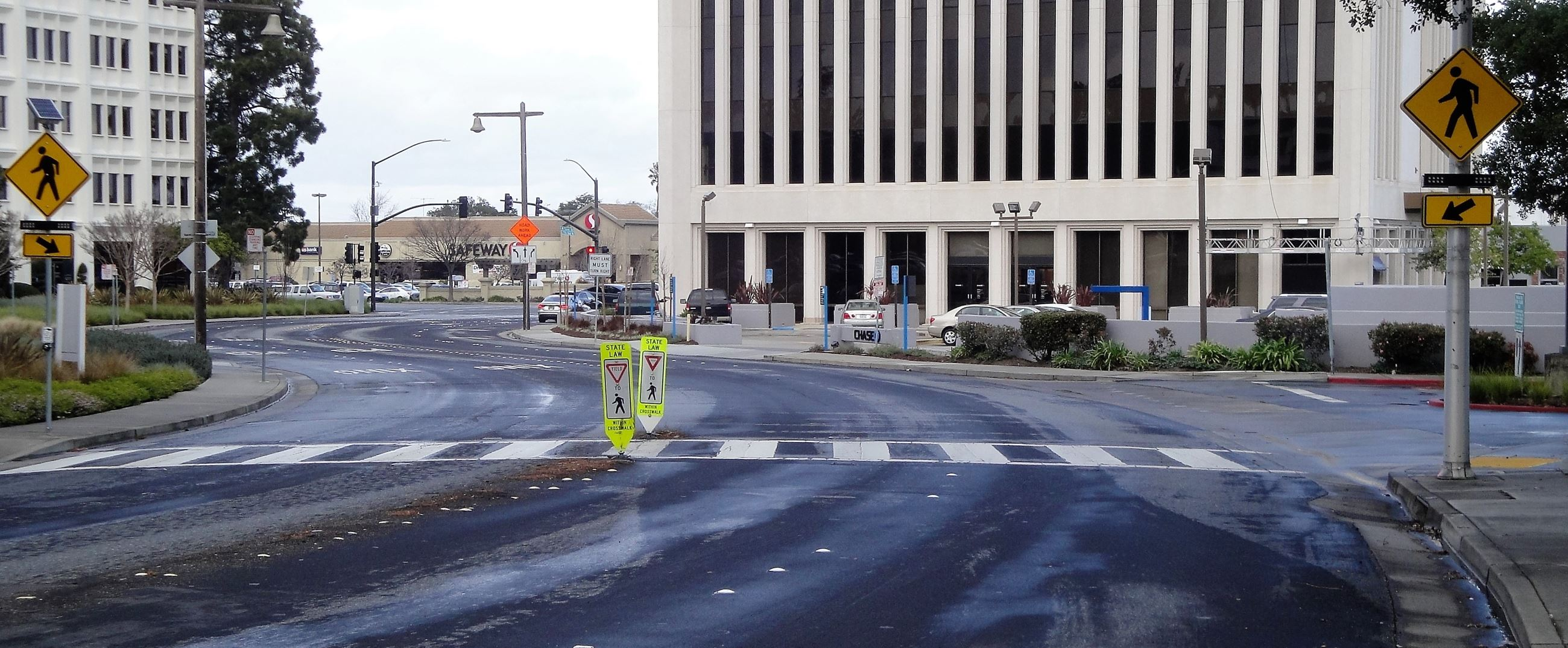 Bovet Pedestrian Crossing Upgrade