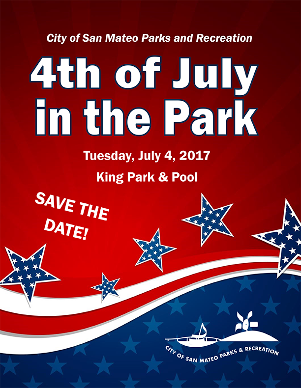 SAVE THE DATE - 2017 4th of July in the Park