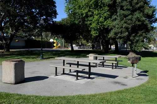 King Picnic Area
