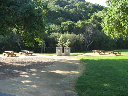 Laurelwood Picnic Areas