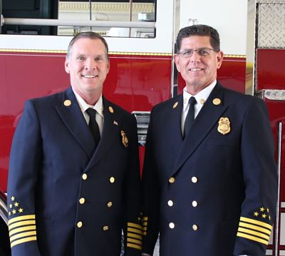 FC Healy and DFC Hegwer